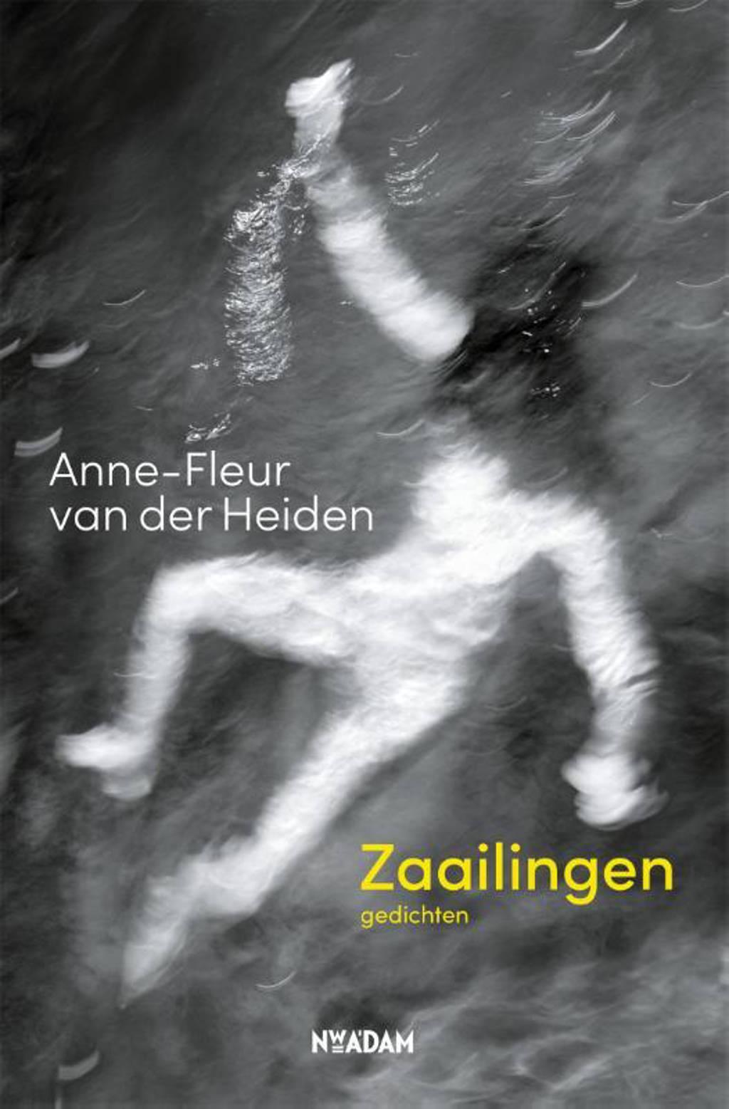 Zaailingen - Anne-Fleur van der Heiden