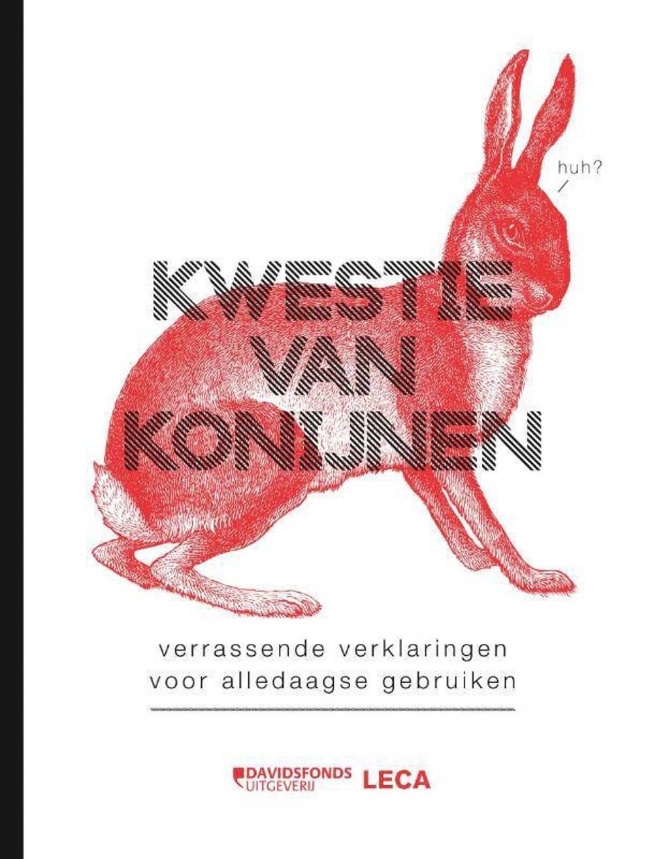 Kwestie van konijnen - Laure Messiaen, Emmie Segers en Liesbet Depauw