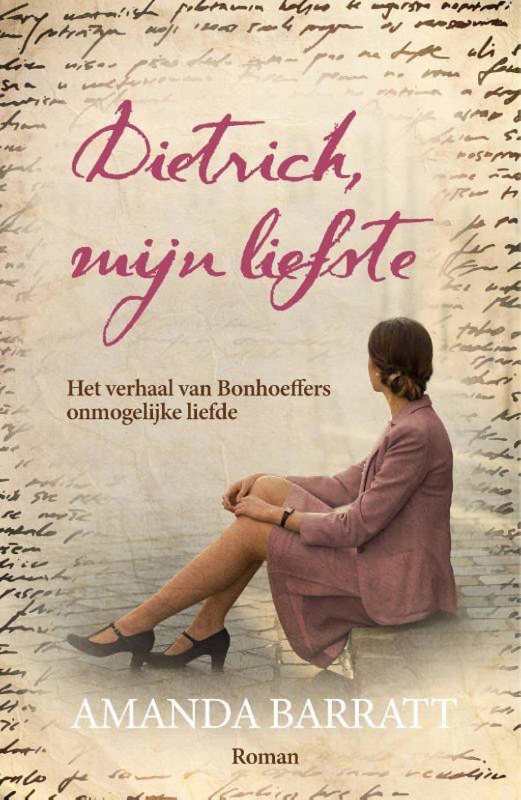 Dietrich, mijn liefste - Amanda Barratt