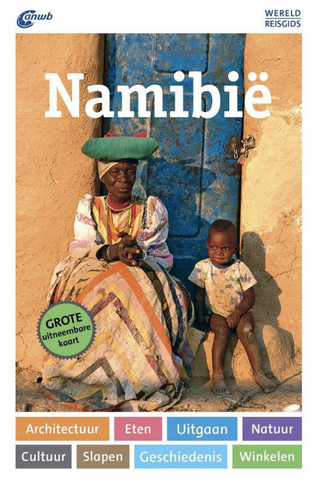 ANWB wereldreisgids: Namibië - Dieter Losskarn