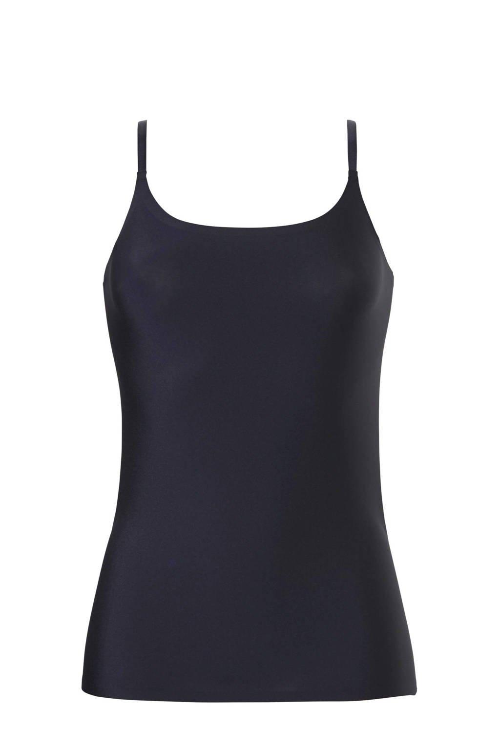 ten Cate Secrets naadloos hemd donkerblauw, Blauw