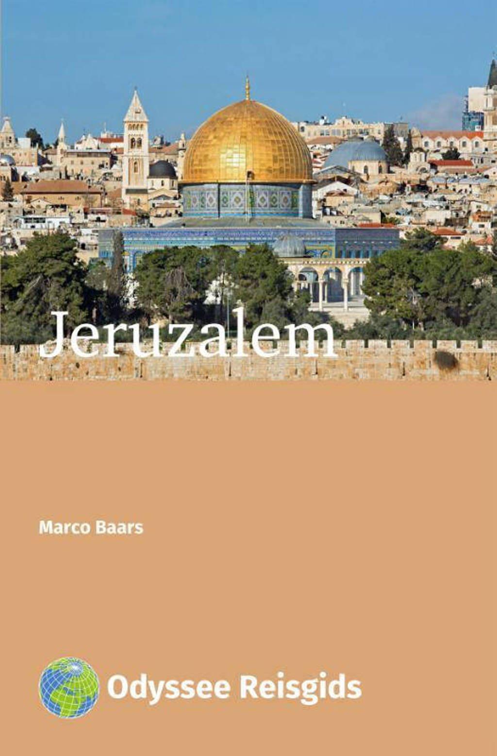 Odyssee Reisgidsen: Jeruzalem - Marco Baars