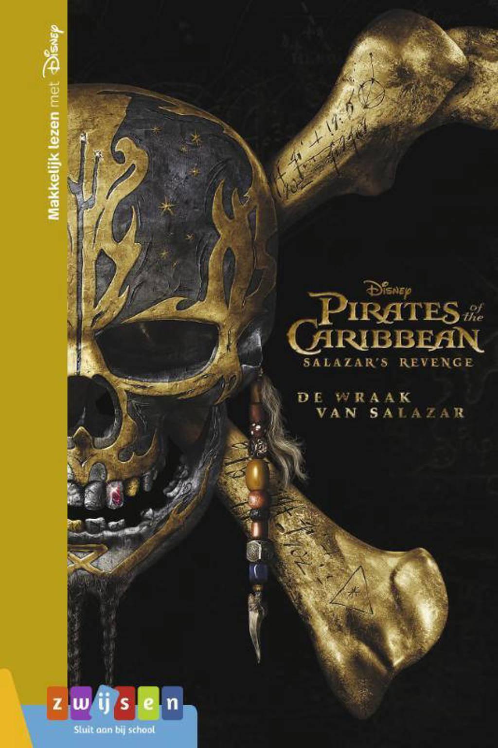 Makkelijk lezen met Disney: Pirates of the Caribbean De wraak van Salazar