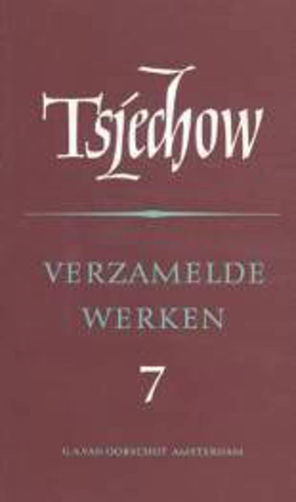 Russische Bibliotheek: Verzamelde werken 7 Brieven - A.P. Tsjechov