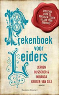Prekenboek voor leiders - Jeroen Busscher en Miranda Keyser