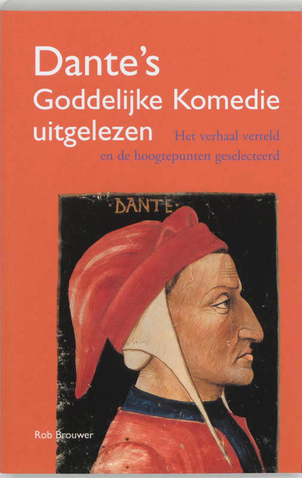 Dante's Goddelijke Komedie uitgelezen - Rob Brouwer