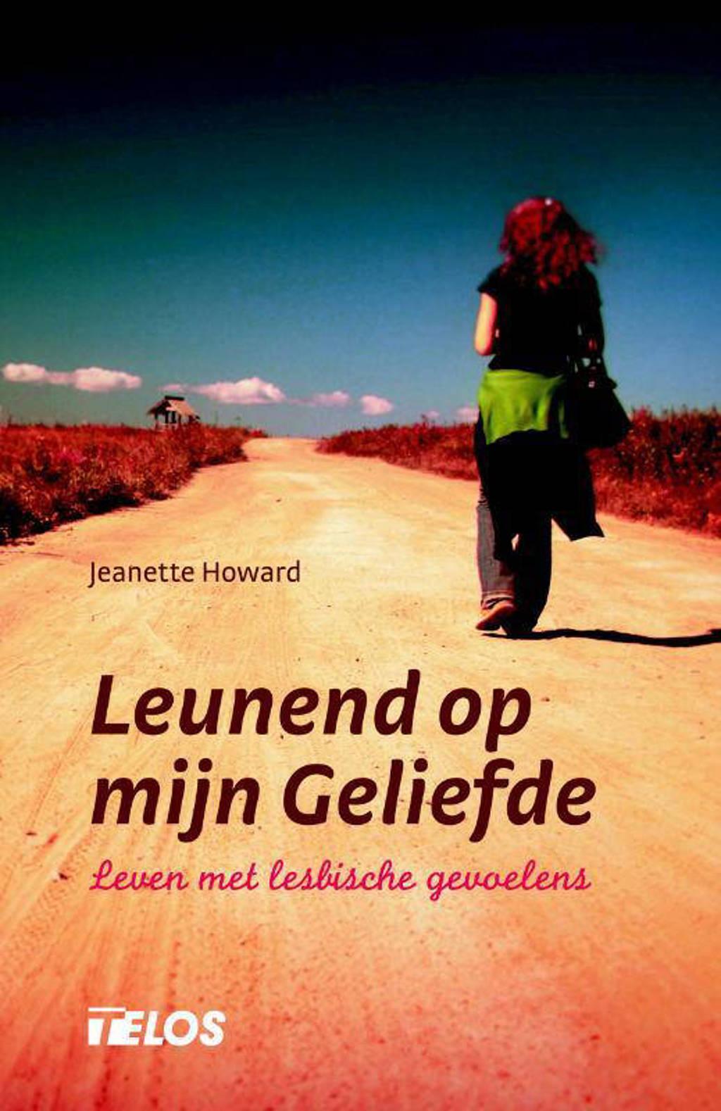 Leunend op mijn geliefde - Jeanette Howard