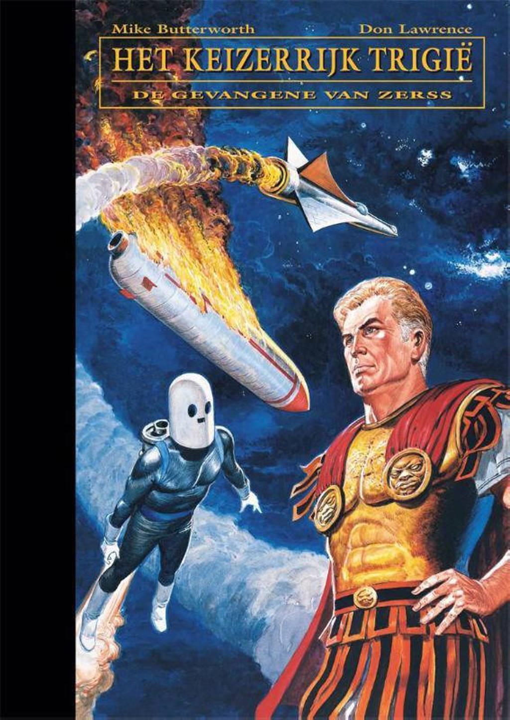 Keizerrijk Trigië collectie - Don Lawrence en Mike Butterworth