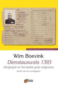 Verbum Holocaust Bibliotheek: Dienstausweis 1393 - Wim Boevink