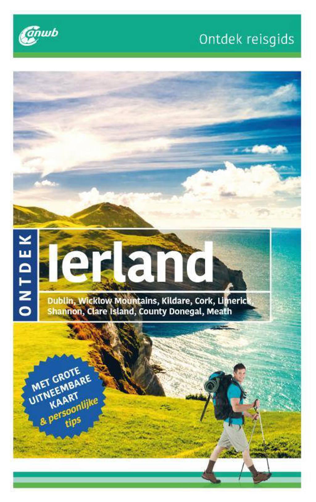 Ontdek reisgids: Ontdek Ierland - Susanne Tschirner