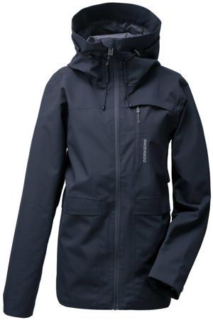 outdoor jas Wida donkerblauw