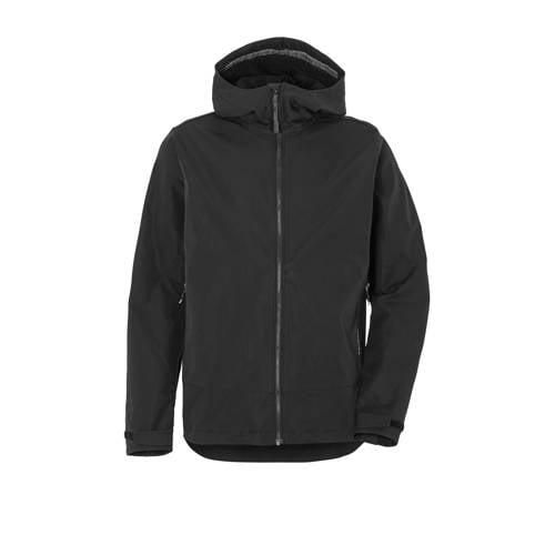 Didriksons outdoor jas Flynn zwart