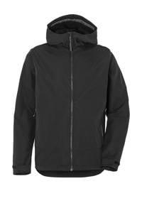 Didriksons outdoor jas Flynn zwart, Zwart
