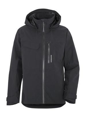 outdoor jas Aston zwart