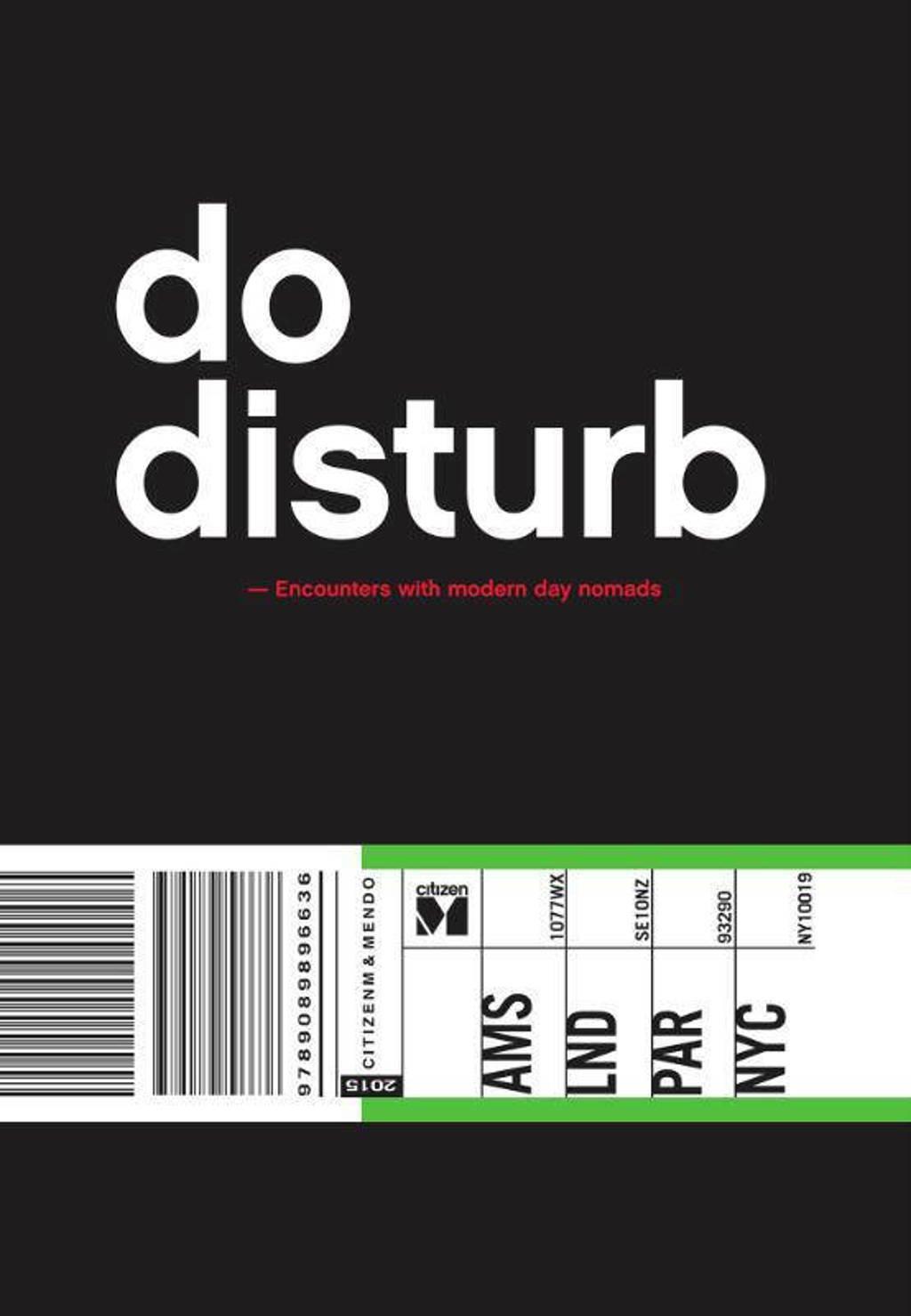 Do Disturb - Desiré van den Berg