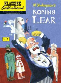 de tragedie van Koning Lear - William Shakespeare