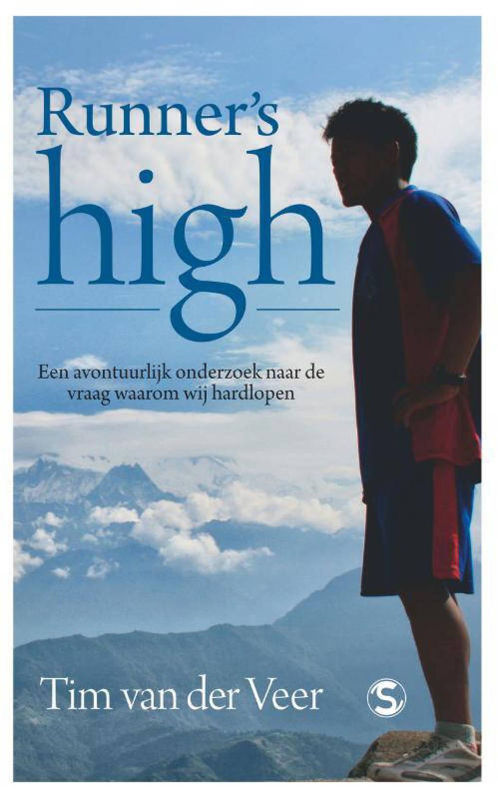 Runner's high - Tim van der Veer