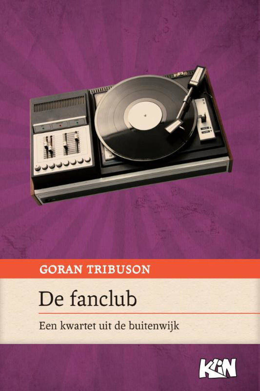 Kroatische literatuur in Nederland: De fanclub - Goran Tribuson