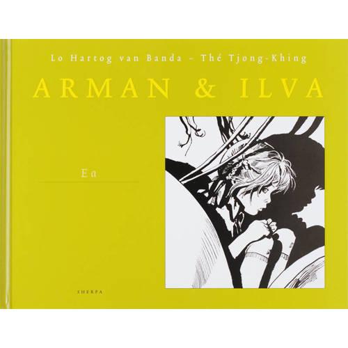 E a. Arman & Ilva, Ea van Lo Hartog van Banda, Hardcover