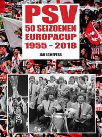 PSV 50 seizoenen Europacup - Jan Schepers