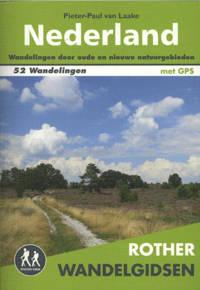 Rother Wandelgidsen: Nederland - Pieter-Paul van Laake en Dietrich Cerff