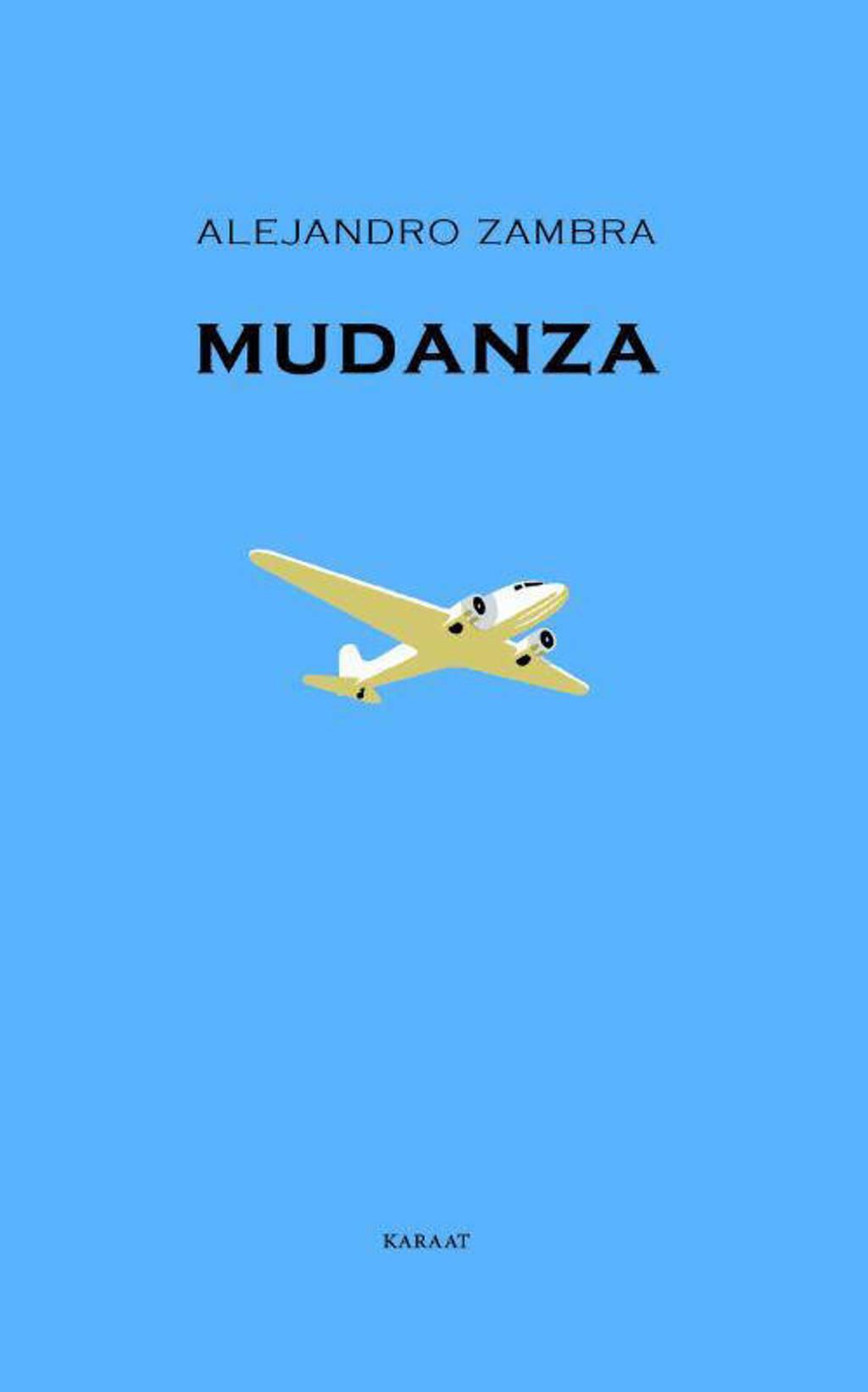 Mudanza - Alejandro Zambra