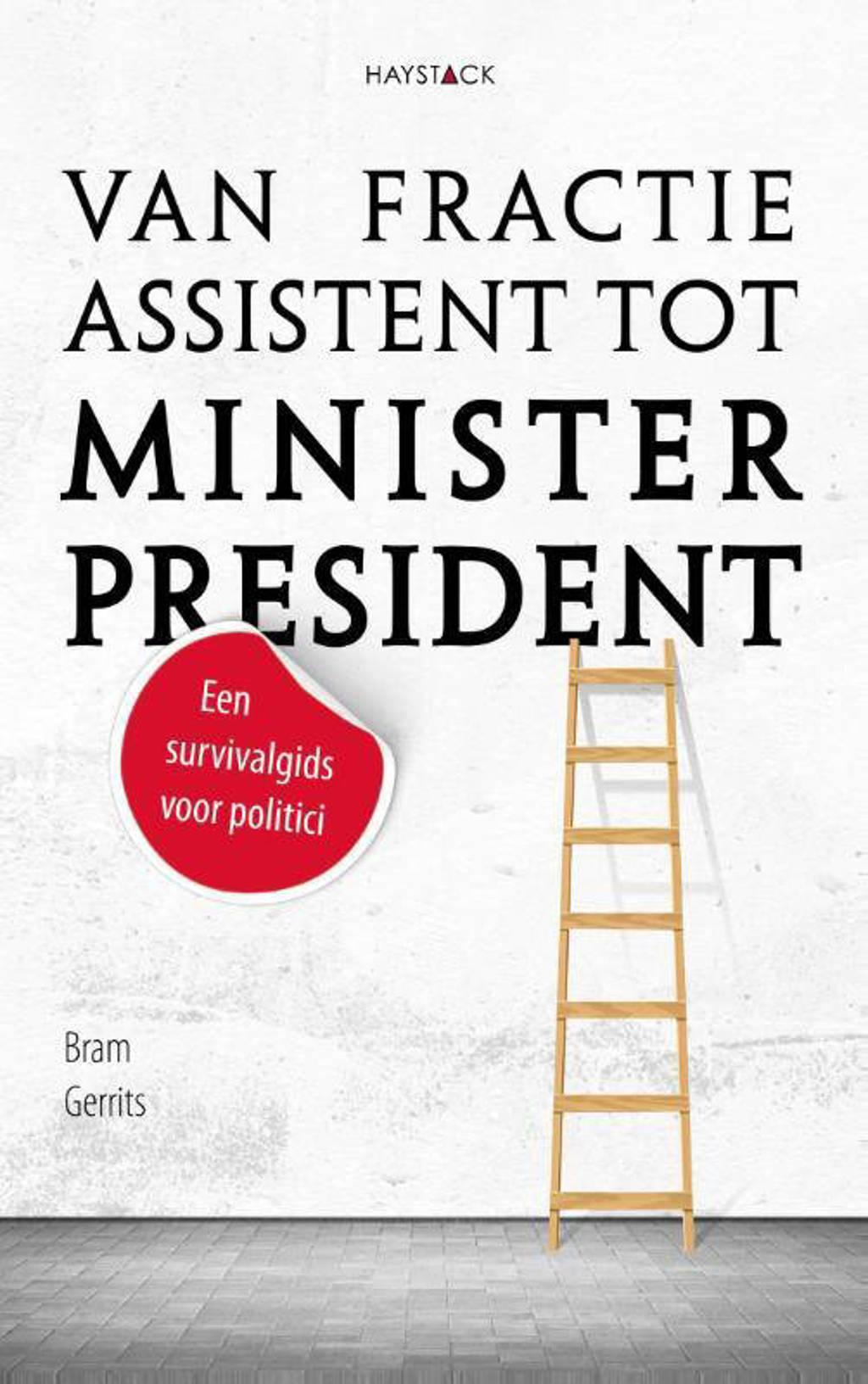 Van fractie-assistent tot minister-president - Bram Gerrits