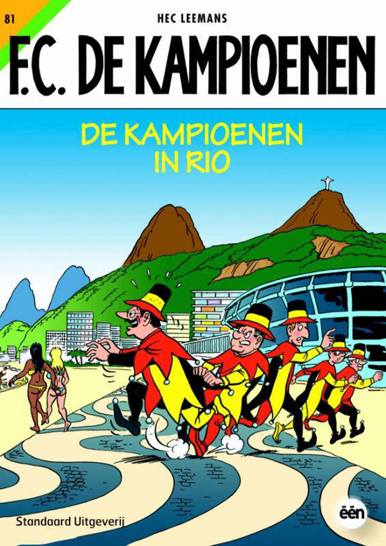 F.C. De Kampioenen: F.C. de kampioenen - Hec Leemans en Tom Bouden