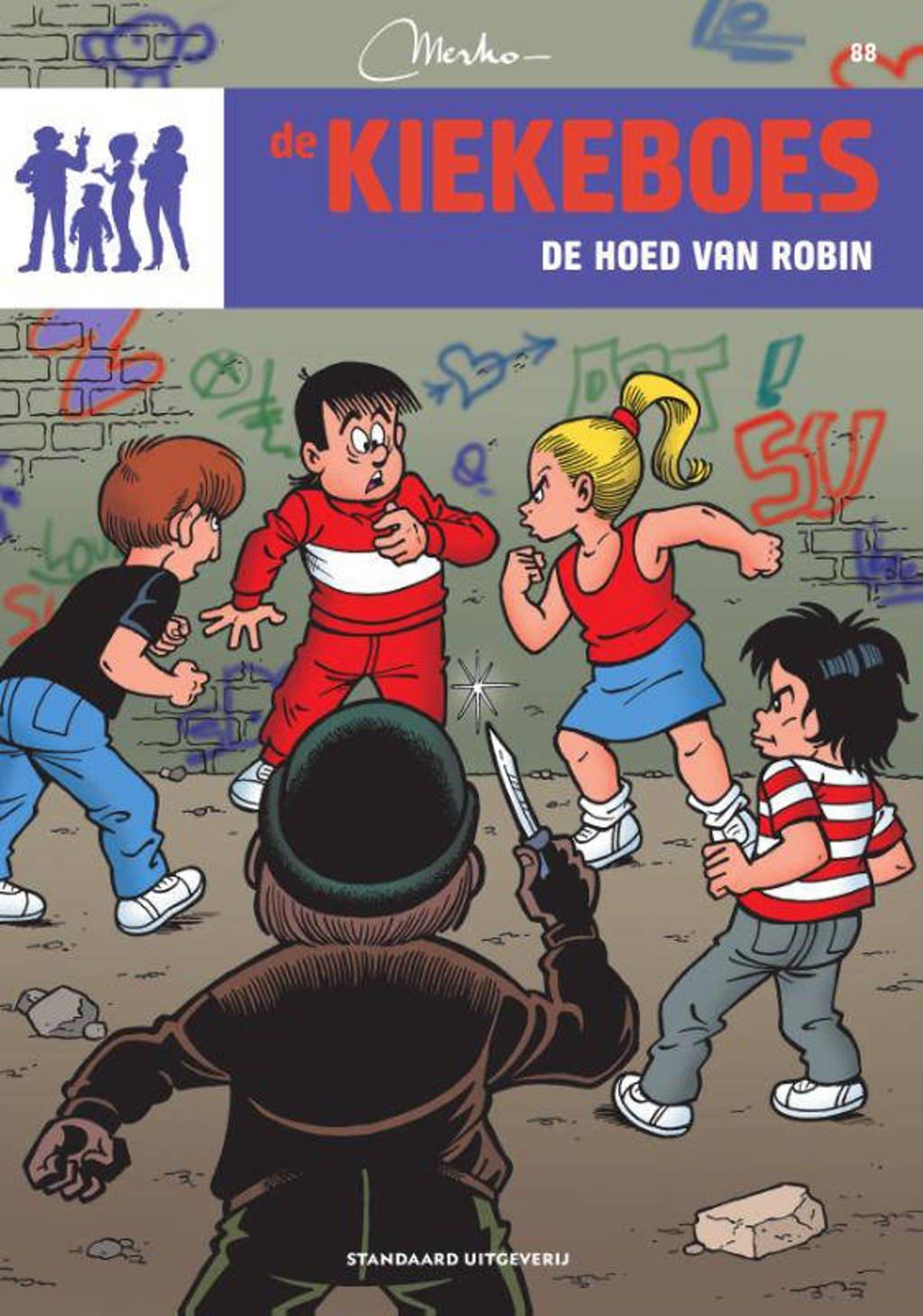 De Kiekeboes: De hoed van Robin - Merho