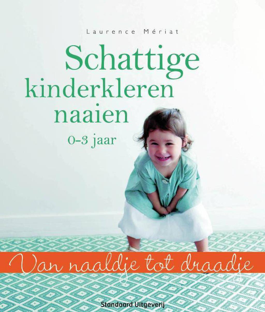 Schattige kinderkleren naaien - Laurance Mériat