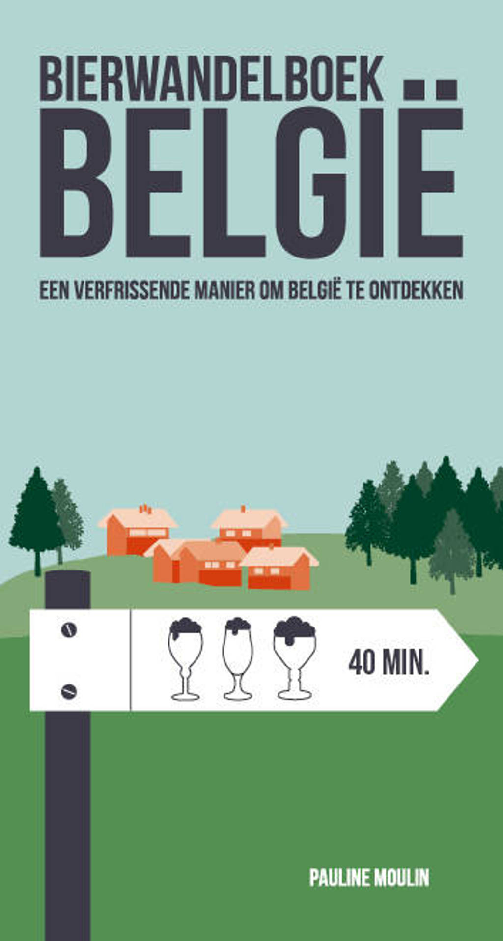 Bierwandelboek België - Pauline Moulin