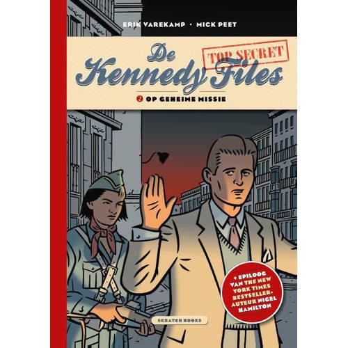Op geheime missie. De Kennedy Files, Varekamp, Erik, Hardcover