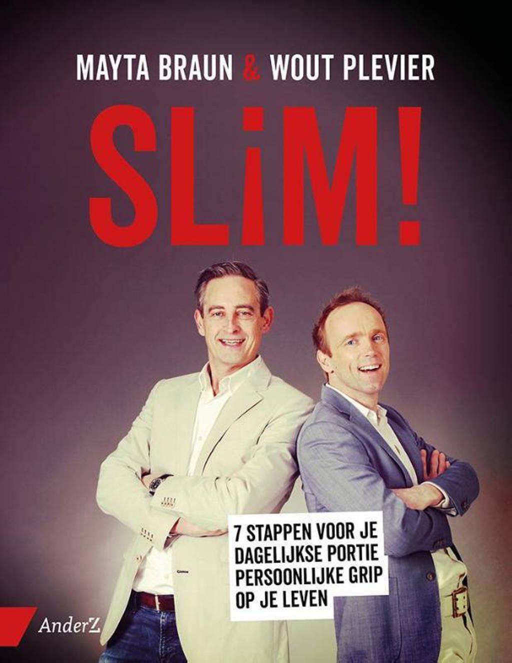Slim! - Mayta Braun en Wout Plevier