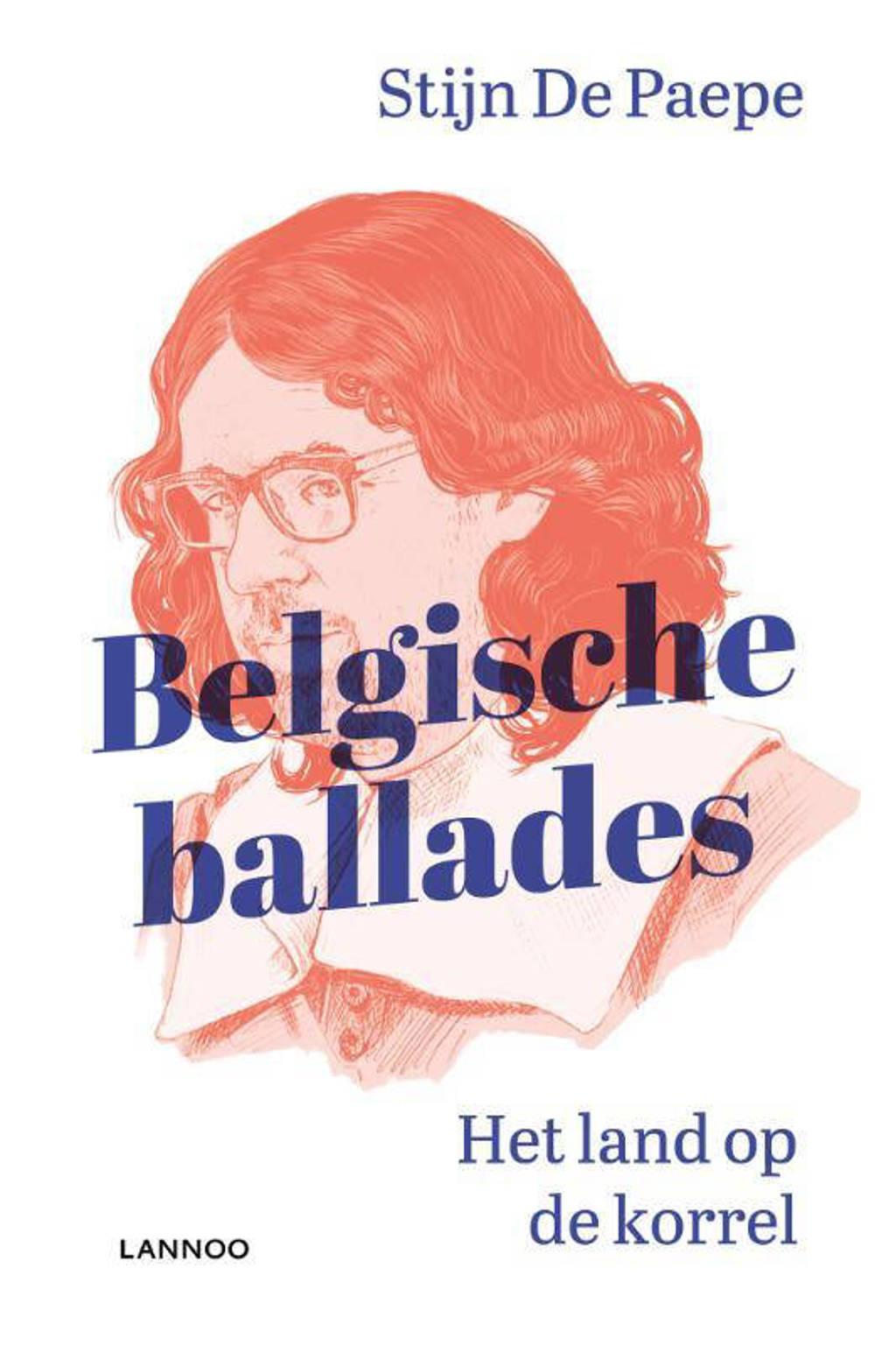 Belgische ballades - Stijn De Paepe