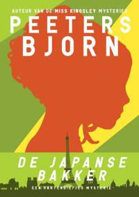 Hartendiefjes: De Japanse bakker - Björn Peeters