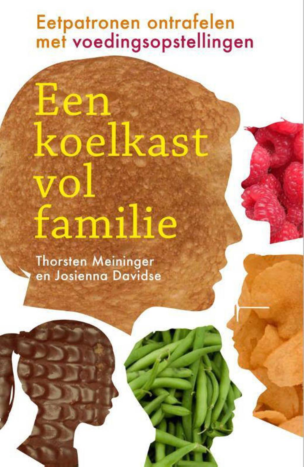 Een koelkast vol familie - Thorsten Meininger en Josienna Davidse
