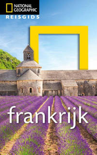 National Geographic Reisgids: Frankrijk - National Geographic Reisgids
