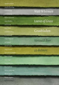 Leaves of grass / Grasbladen - W. Whitman