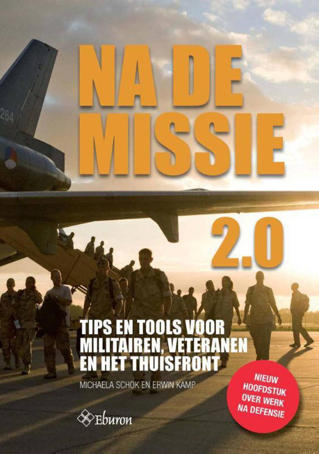 Na de missie 2.0 - Michaela Schok en Erwin Kamp