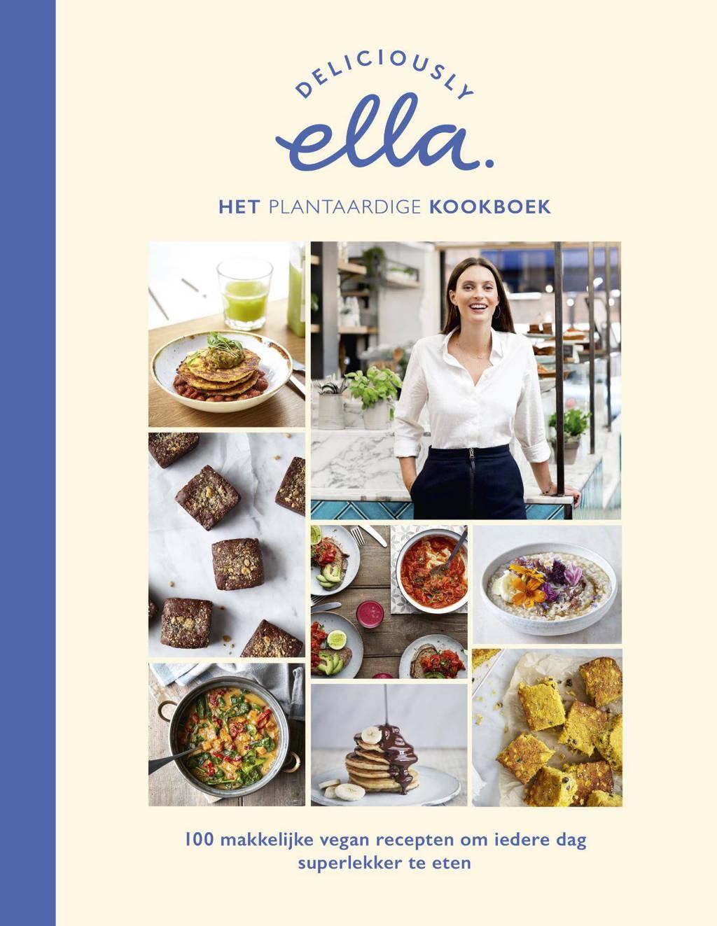 Deliciously Ella Het plantaardige kookboek - Ella Mills