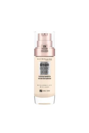 Dream Radiant Liquid Foundation - 3.7 Vanilla