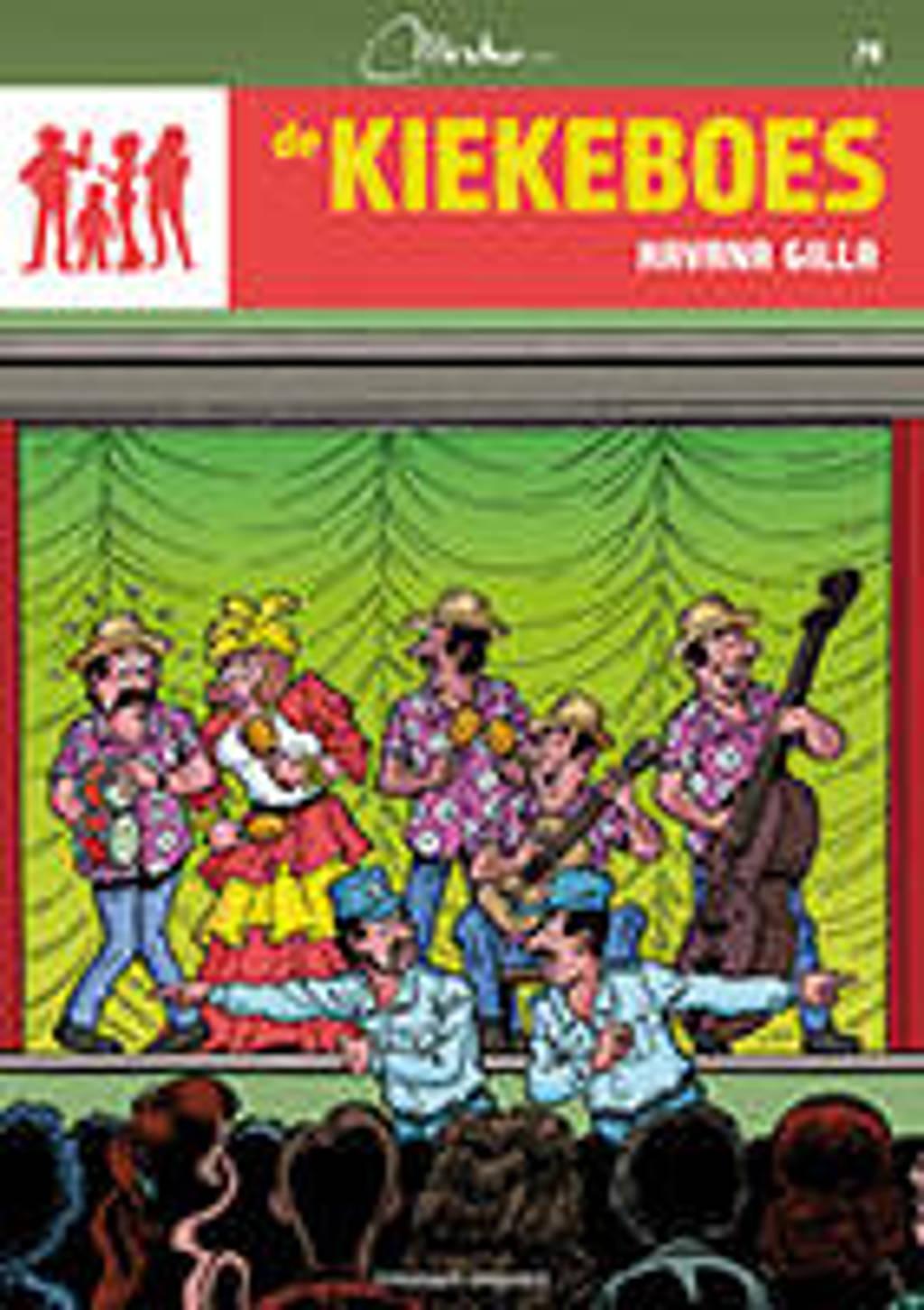 Kiekeboe: De Kiekeboes Havana gilla - Merho