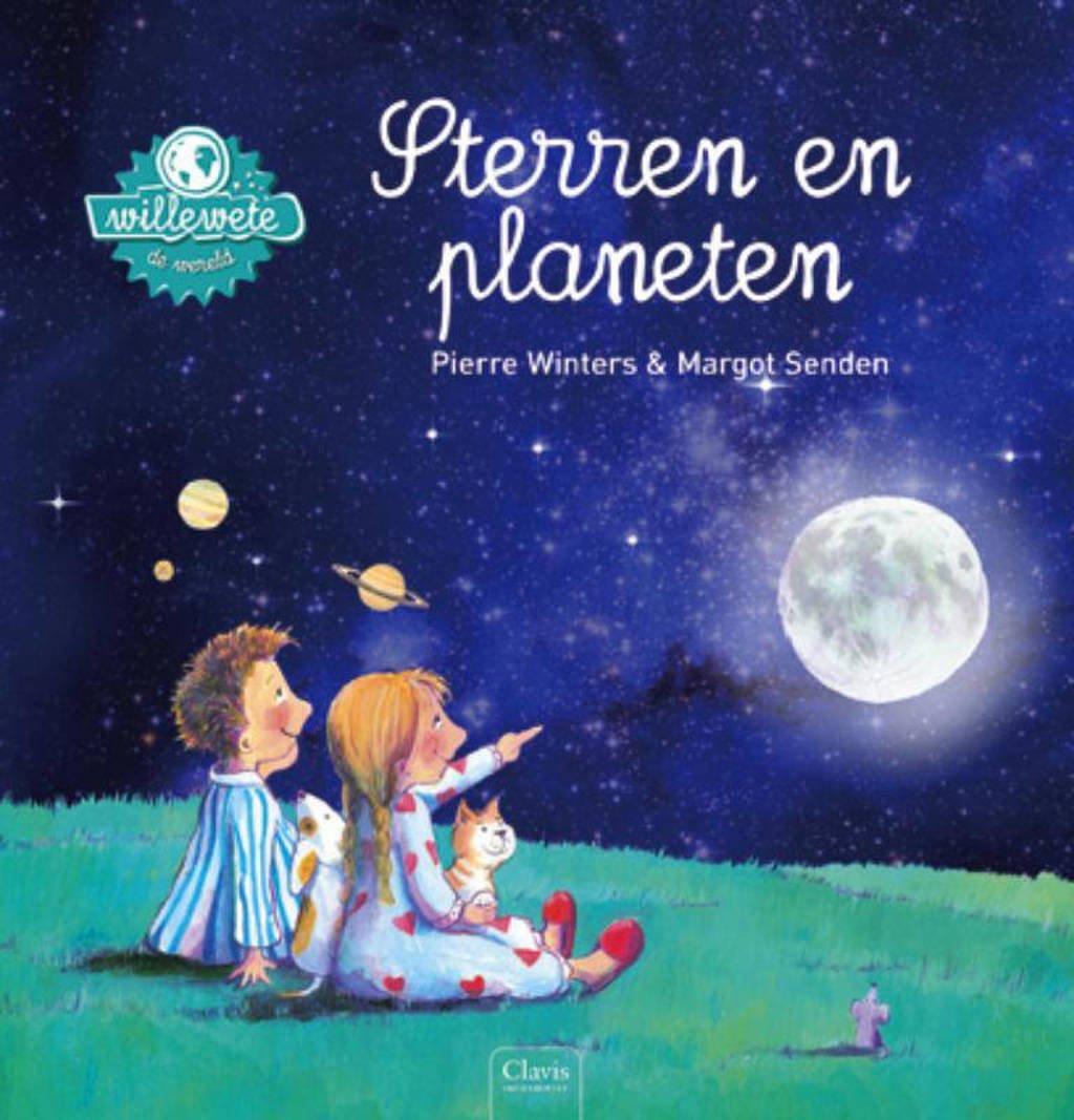 Willewete: Sterren en planeten - Pierre Winters