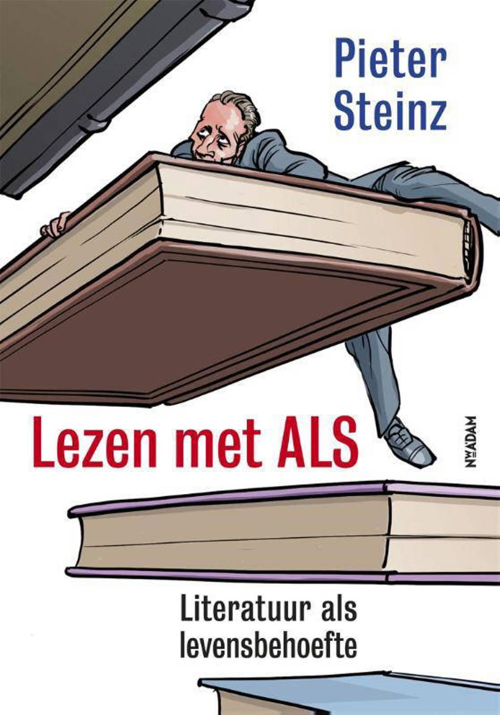 Lezen met ALS - Pieter Steinz