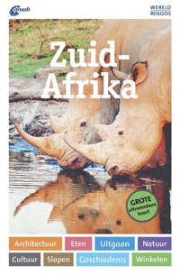 ANWB wereldreisgids: Zuid Afrika - Dieter Losskarn