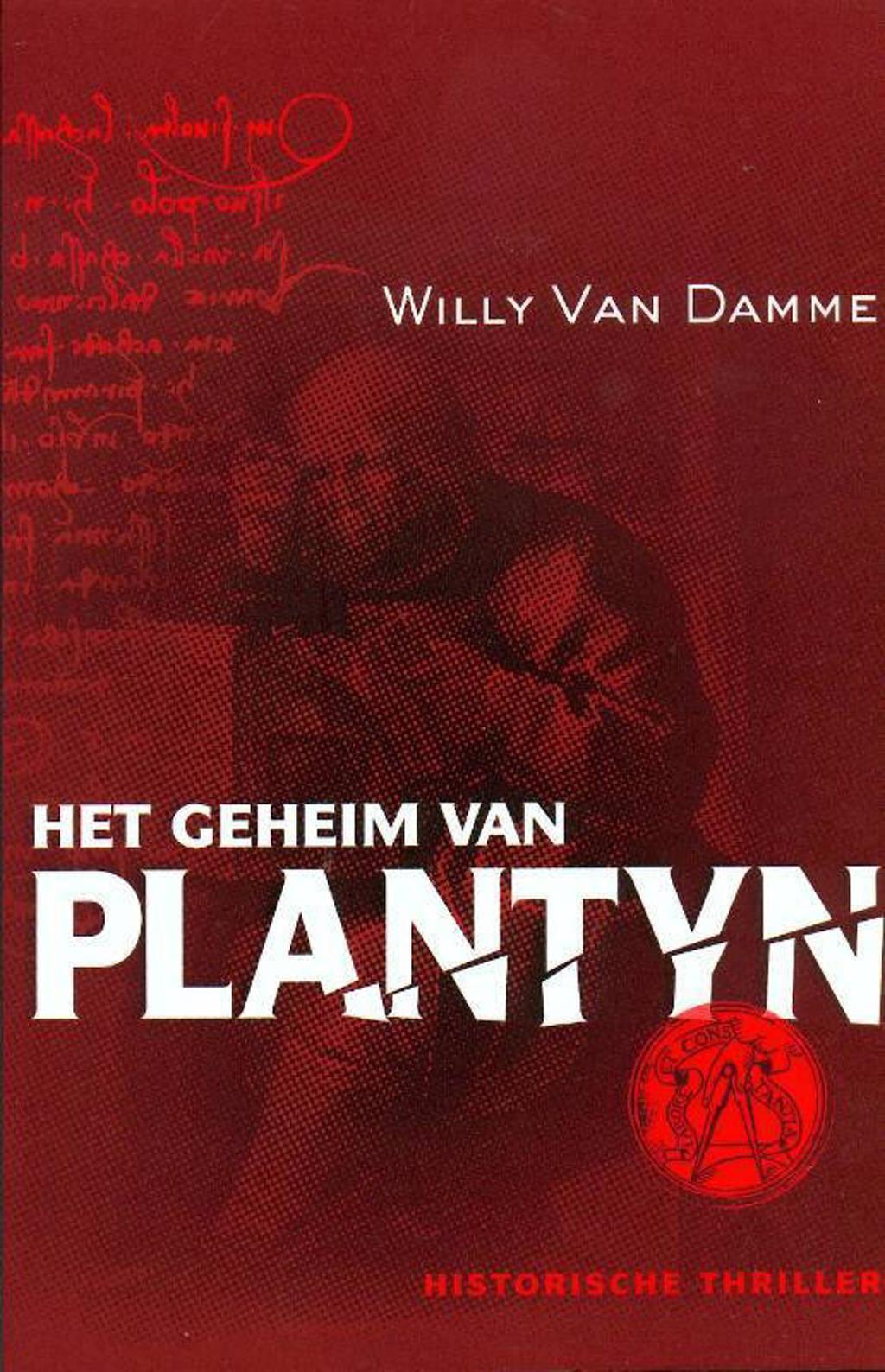 Het geheim van Plantyn - Willy Van Damme