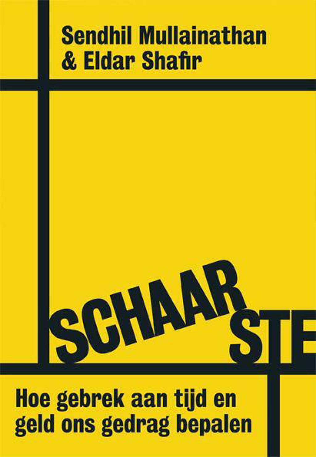 Schaarste - Sendhil Mullainathan en Eldar Shafir