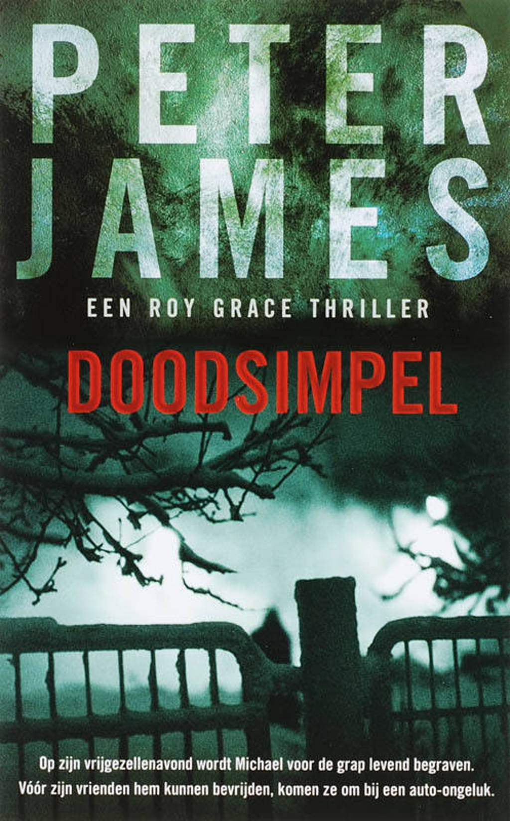 Doodsimpel - Peter James
