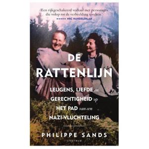 De rattenlijn - Philippe Sands