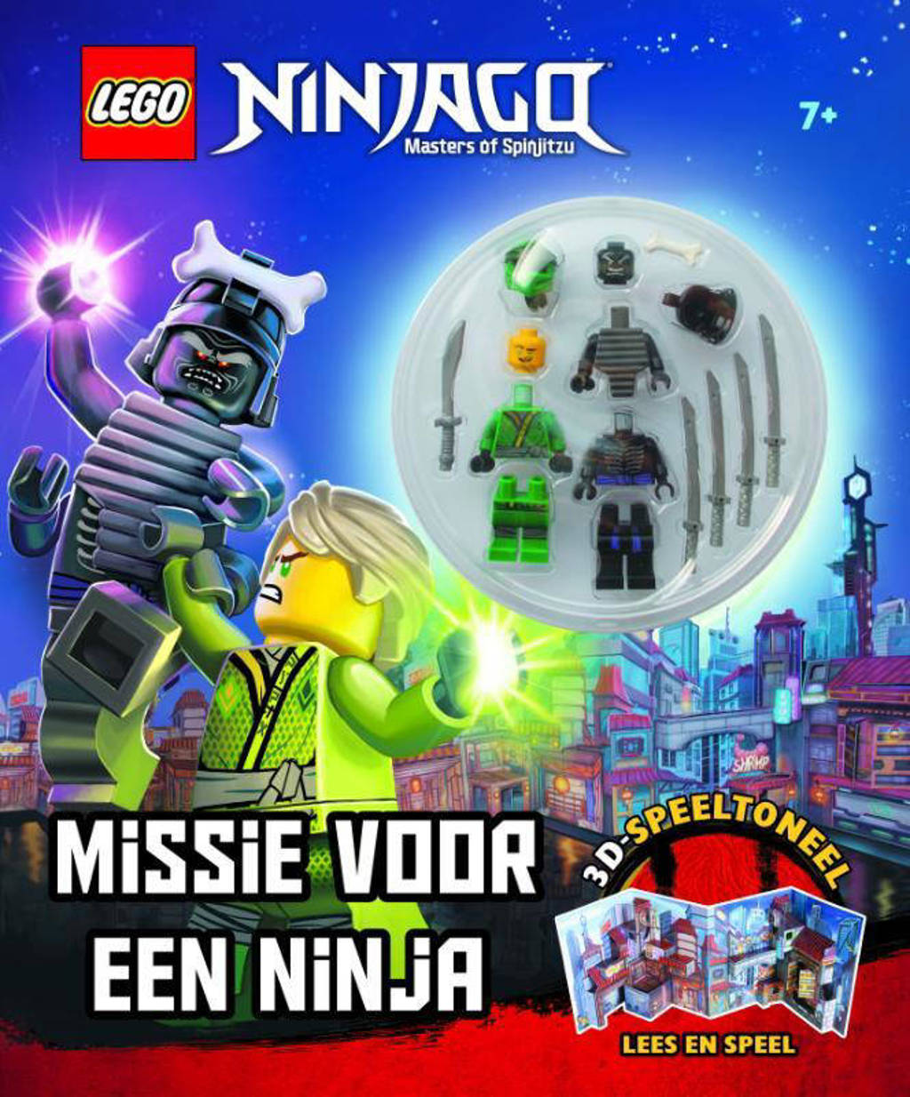 Lego Ninjago: LEGO NINJAGO Missie voor een Ninja